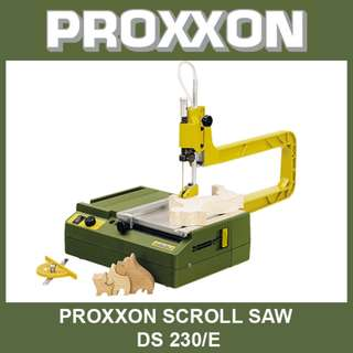 PROXXON Scroll Saw DS230/E