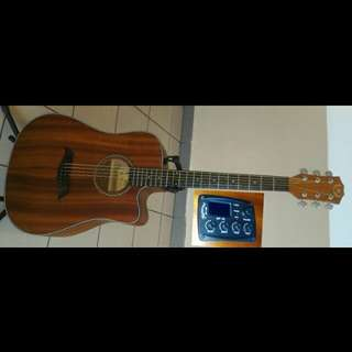 A&K Acoustic Electric Guitar 41Inch Model 430CE