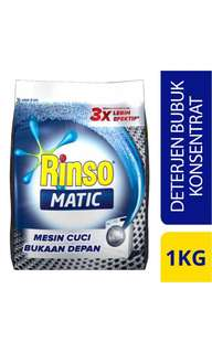 Rinso Matic Front Load 1 Kg