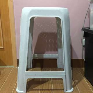 Monobloc High Stool