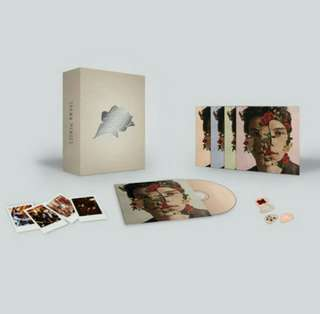 [po] shawn mendes deluxe box set