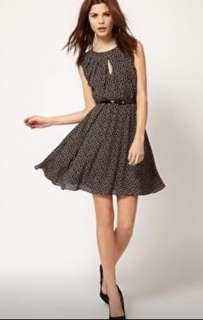 Warehouse dress size UK8