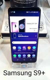 Bunga 0,99% Samsung S9+ Kredit Tanpa Kartu Kredit