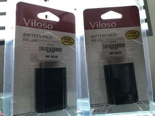 Viloso FZ100 Rechargeable Battery