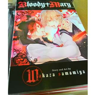 Bloody Mary Vol 10