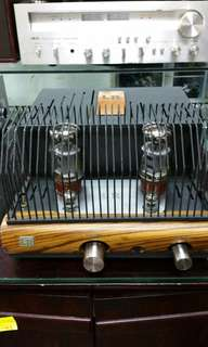 Leo Research LR-132A Integrated amplifier..KT66 Pure Class A