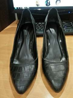 Amante Shoes Black