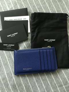 YSL Saint Laurent Card Holder