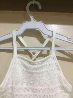Lace Halter Bikini