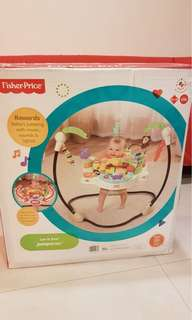 Car, cycle stroller, fisher price jumperoo, bright stars rocker