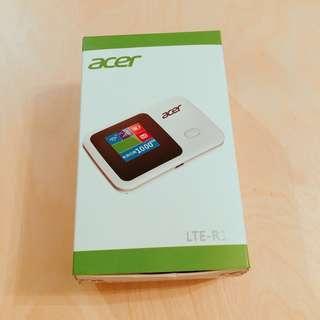 🚚 acer LTE無線網路分享器