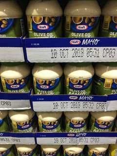 Kraft Olive Oil Mayo