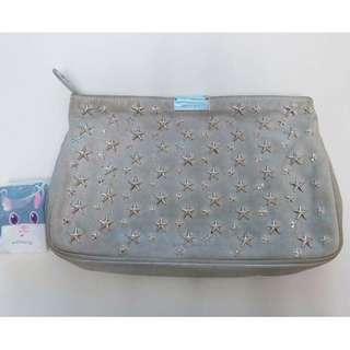 Jimmy Choo pouch 手提袋