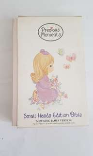Precious Moments Small Hands Edition