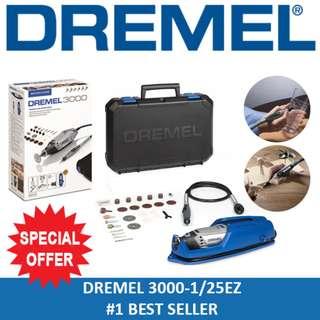 [ BEST SELLER ] DREMEL 3000 Rotary Tool Grinder / Engraver