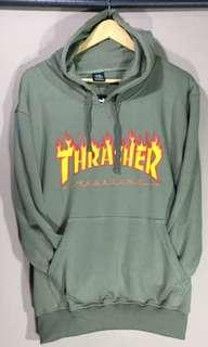 Trasher hoodies flame