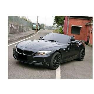 BMW    Z4    黑    ✅0頭款 ✅免保人✅低利率✅低月付 FB搜尋:阿源 嚴選二手車/中古車買賣