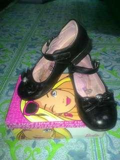 Original Barbie school shoes, size 13