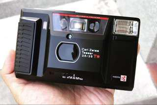 Yashica T AF Carl Zeiss Tessar 35mm F3.5 T*