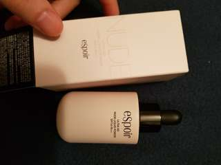 Espoir Ultra HD Foundation in Pure Ivory
