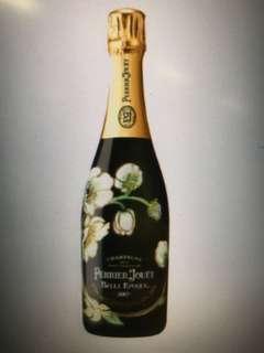 Perrier-jouet champagne France Belle Époque 2008