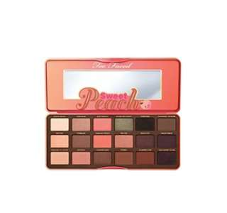 Too Faced Sweet Peqch Eyeshadow