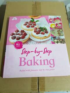 Baking Book Recipe and Guide