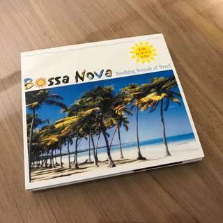 Bossa Nova - Soothing Sounds of Brazil (double CDs)
