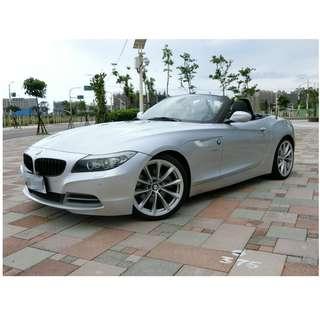 BMW    Z4     銀     ✅0頭款 ✅免保人✅低利率✅低月付 FB搜尋:阿源 嚴選二手車/中古車買賣
