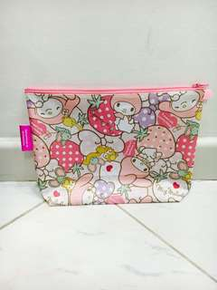 🚚 My Melody waterproof Pouch