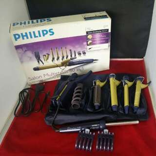 Philips Salon Multistylist 10 In 1