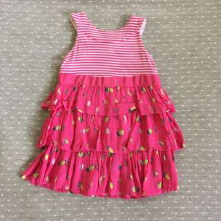 Gymboree stripe dress