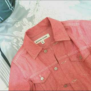 🈹Bossini Jeans jacket