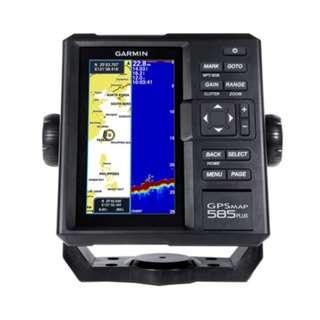 Garmin GPS MAP-585 Plus c/w TM 010-01711-01