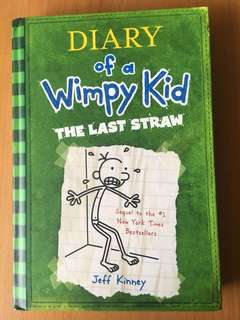 🚚 Diary Of A Wimpy Kid-The Last Straw
