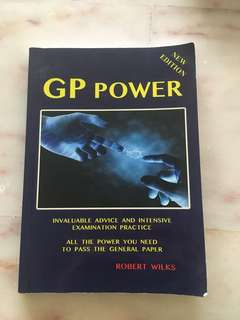 GP Power (A Level) by Robert Wilks
