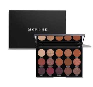 🚚 Morphe 15N Night Master Palette