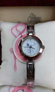 Snoopy 史路比 鋼帶手錶 特價