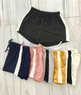 Track & HW shorts