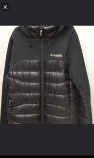Columbia titanium winter jacket