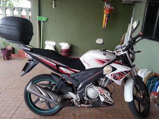 13k+Mileage Fz 150i 🇲🇾 2013 . Condition Very2 Good. Low Mileage . Service Ontime. Full standard . 5500 NEGO
