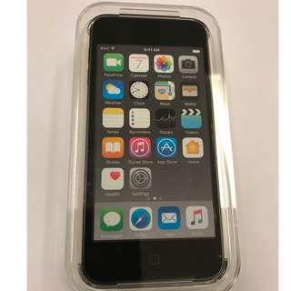 iPod Touch 6 Space Gray 128GB (Never Opened)