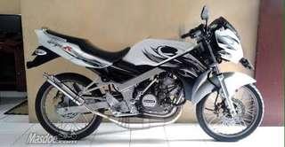 Dijual Kawasaki ninja 150r
