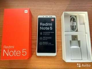 Xiaomi Note 5 Kredit Cepat dan Murah