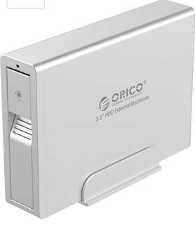 Orico usb3.0 3.5-inch Sata external hard drive enclosure