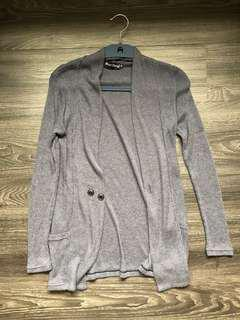 Blue/Grey Cardigan