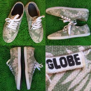 GLOBE flatshoes / globe shoes