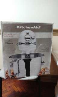 6QT bowl lift stand mixer ksm6573cwh