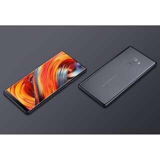 小米MI MIX 2 6+64GB雙卡雙待, 2.0全面屏, 5.99 吋, 原裝google play, 4軸光學防手震技術, 支援中港4G,全球6模43頻
