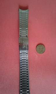 Vintage Mido band 18mm